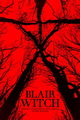 movie poster for Blair Witch