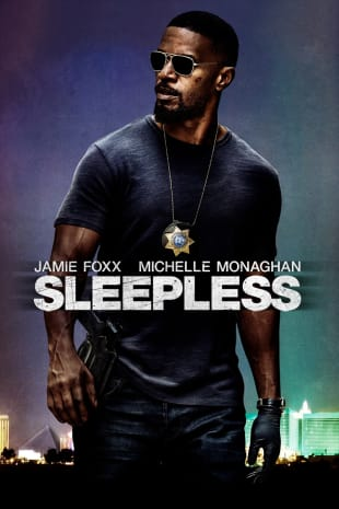 movie poster for Sleepless