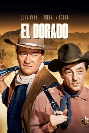 movie poster for El Dorado (1966)