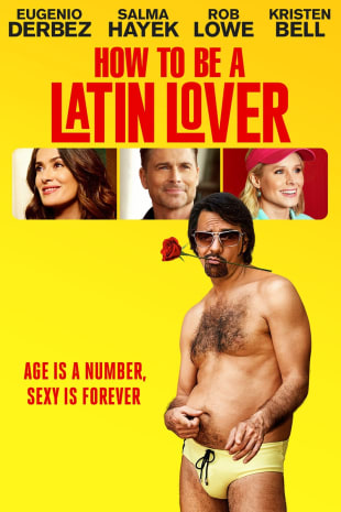 movie poster for How To Be A Latin Lover