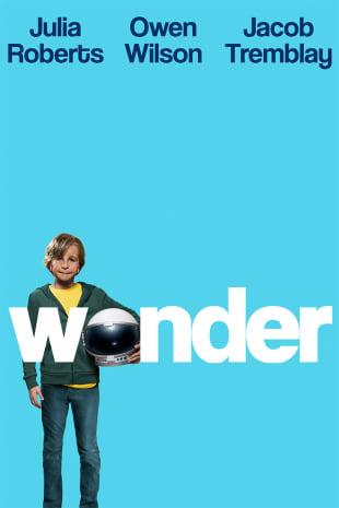 movie poster for Wonder (2017)