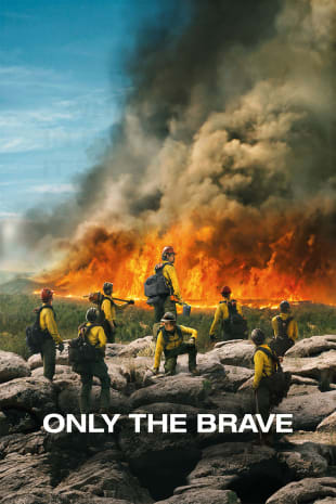 movie poster for Only The Brave