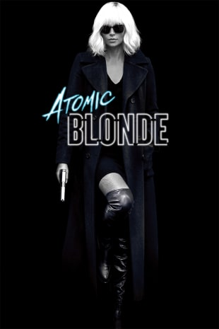 movie poster for Atomic Blonde