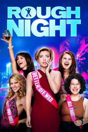 movie poster for Rough Night