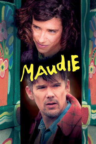 movie poster for Maudie