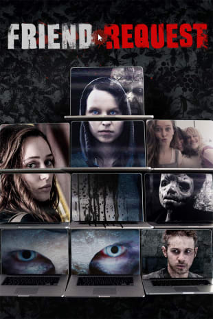 movie poster for Friend Request