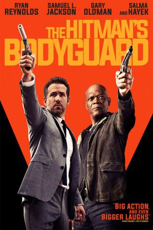 movie poster for The Hitman's Bodyguard