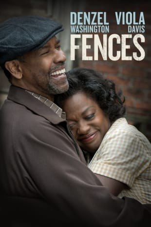 movie poster for Fences