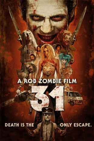 movie poster for 31