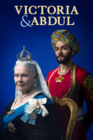 movie poster for Victoria And Abdul