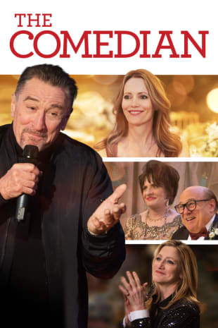 movie poster for The Comedian