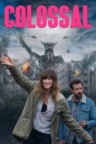 movie poster for Colossal