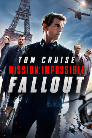 movie poster for Mission: Impossible - Fallout