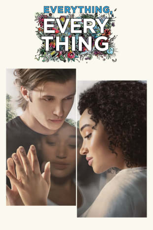 movie poster for Everything, Everything