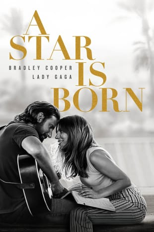 movie poster for A Star Is Born