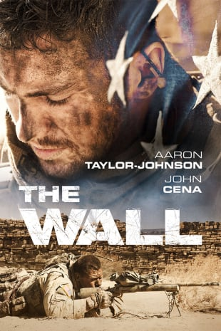 movie poster for The Wall