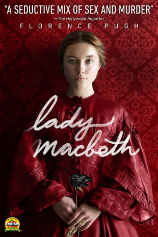 movie poster for Lady Macbeth