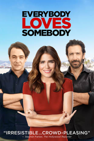 movie poster for Everybody Loves Somebody