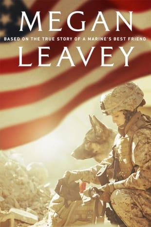 movie poster for Megan Leavey