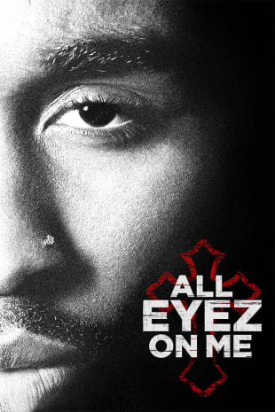movie poster for All Eyez On Me