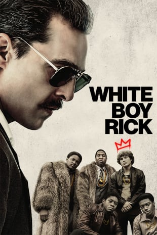 movie poster for White Boy Rick