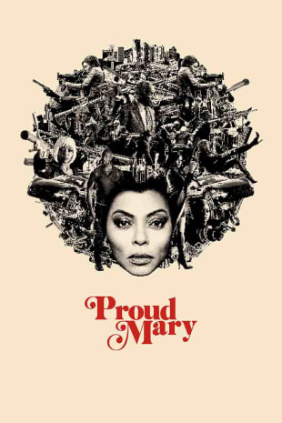 movie poster for Proud Mary