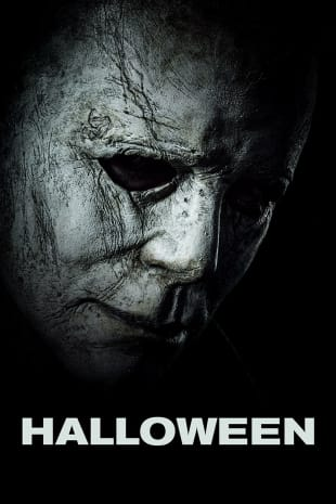 movie poster for Halloween (2018)
