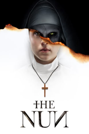 movie poster for The Nun