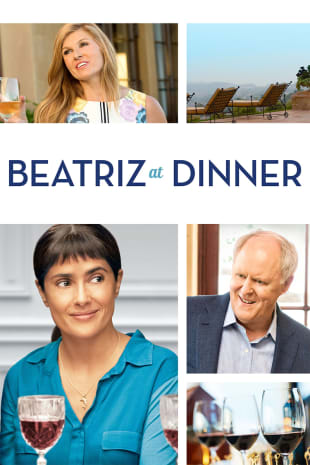 movie poster for Beatriz At Dinner