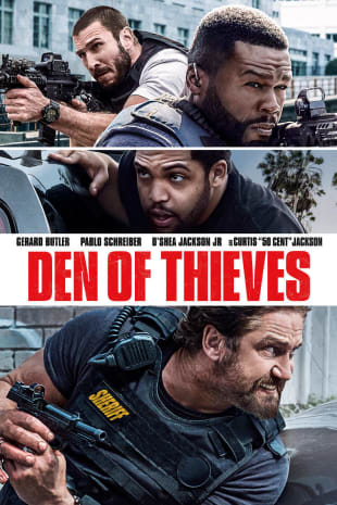 movie poster for Den Of Thieves