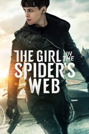 movie poster for The Girl In The Spider's Web