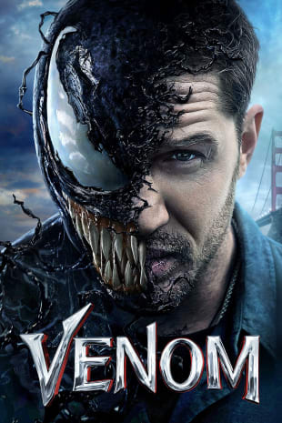 movie poster for Venom