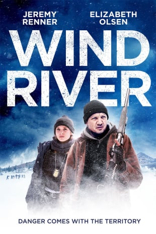 movie poster for Wind River