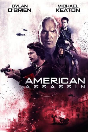 movie poster for American Assassin