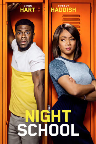 movie poster for Night School