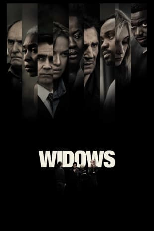 movie poster for Widows