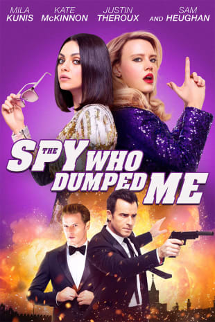 movie poster for The Spy Who Dumped Me
