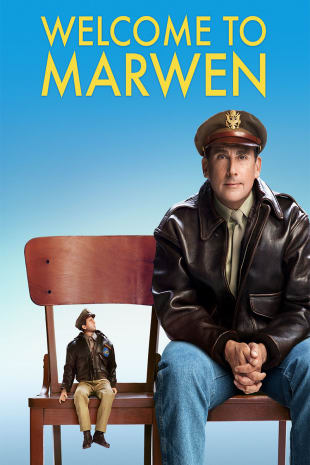 movie poster for Welcome To Marwen