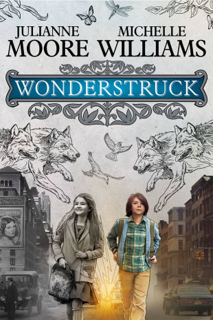movie poster for Wonderstruck