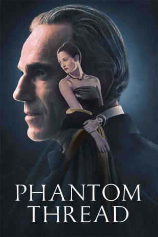 movie poster for Phantom Thread