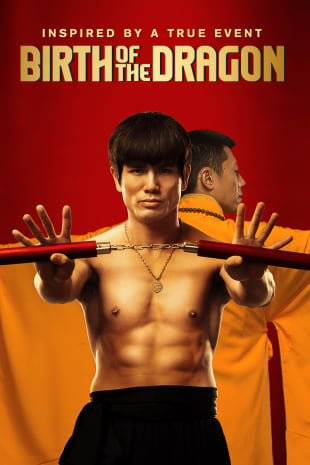 movie poster for Birth Of The Dragon