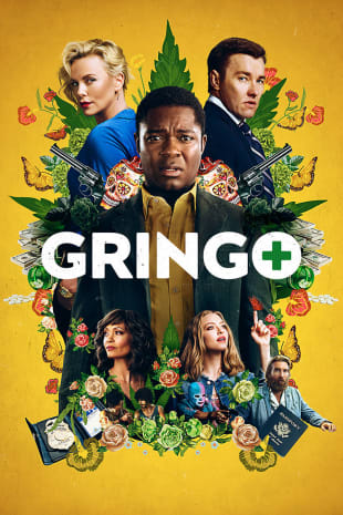 movie poster for Gringo