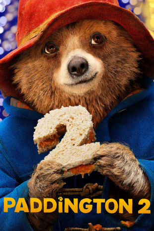 movie poster for Paddington 2