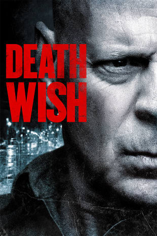 movie poster for Death Wish