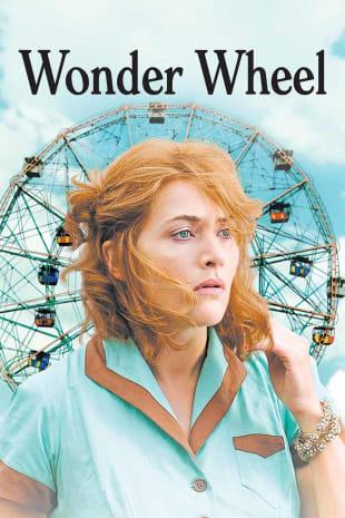 movie poster for Wonder Wheel