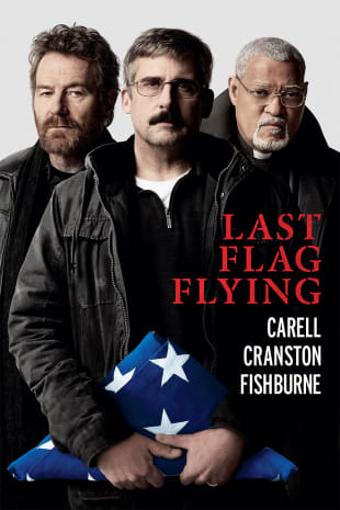 movie poster for Last Flag Flying