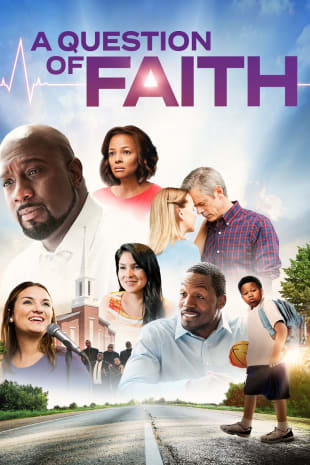 movie poster for A Question Of Faith