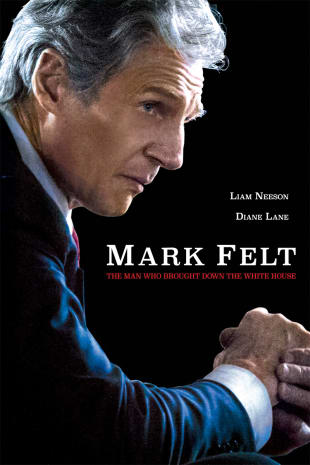 movie poster for Mark Felt: The Man Who Brought Down the White House