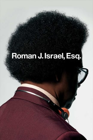 movie poster for Roman J. Israel, Esq.