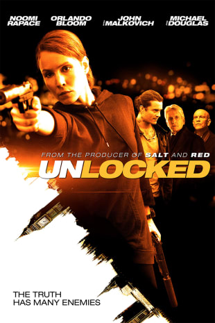 movie poster for Unlocked